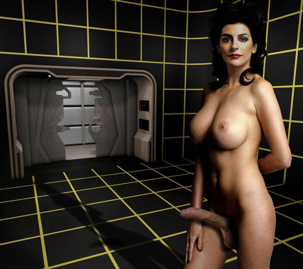 Apologise, Star trek deanna troi porn excellent