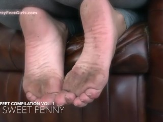 dirty feet compilation vol