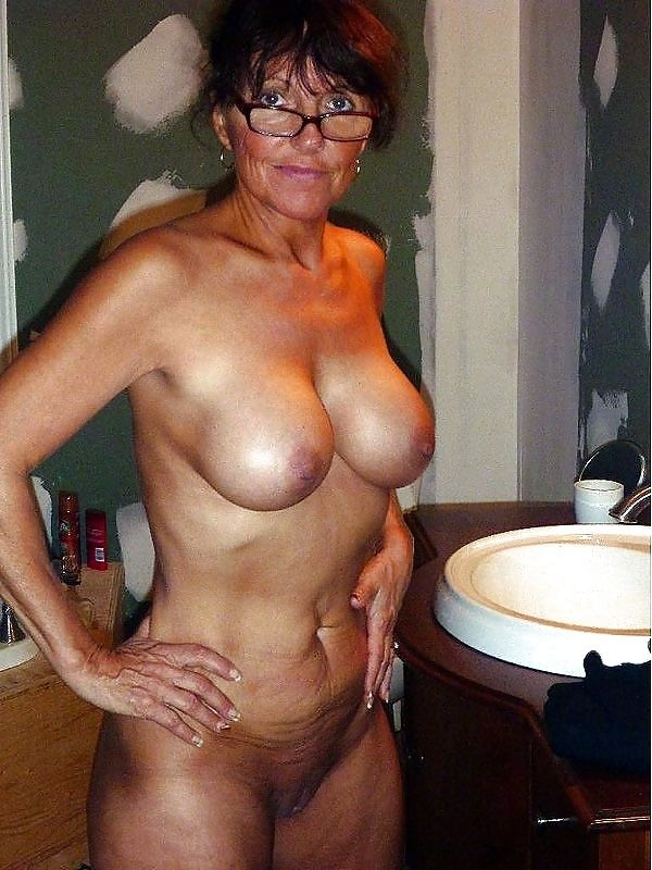 from Ashton grandma self nude pic