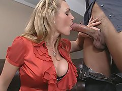 discussing the performance office mature milf big tits 3