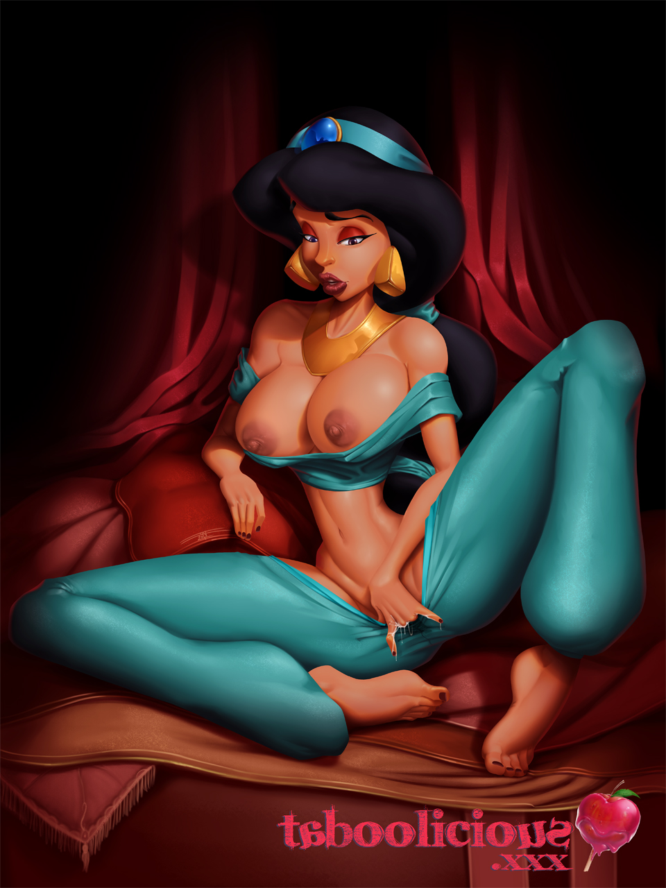 Erotic disney hentai