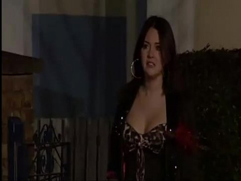 eastenders stacey trying to seduce max some snogging