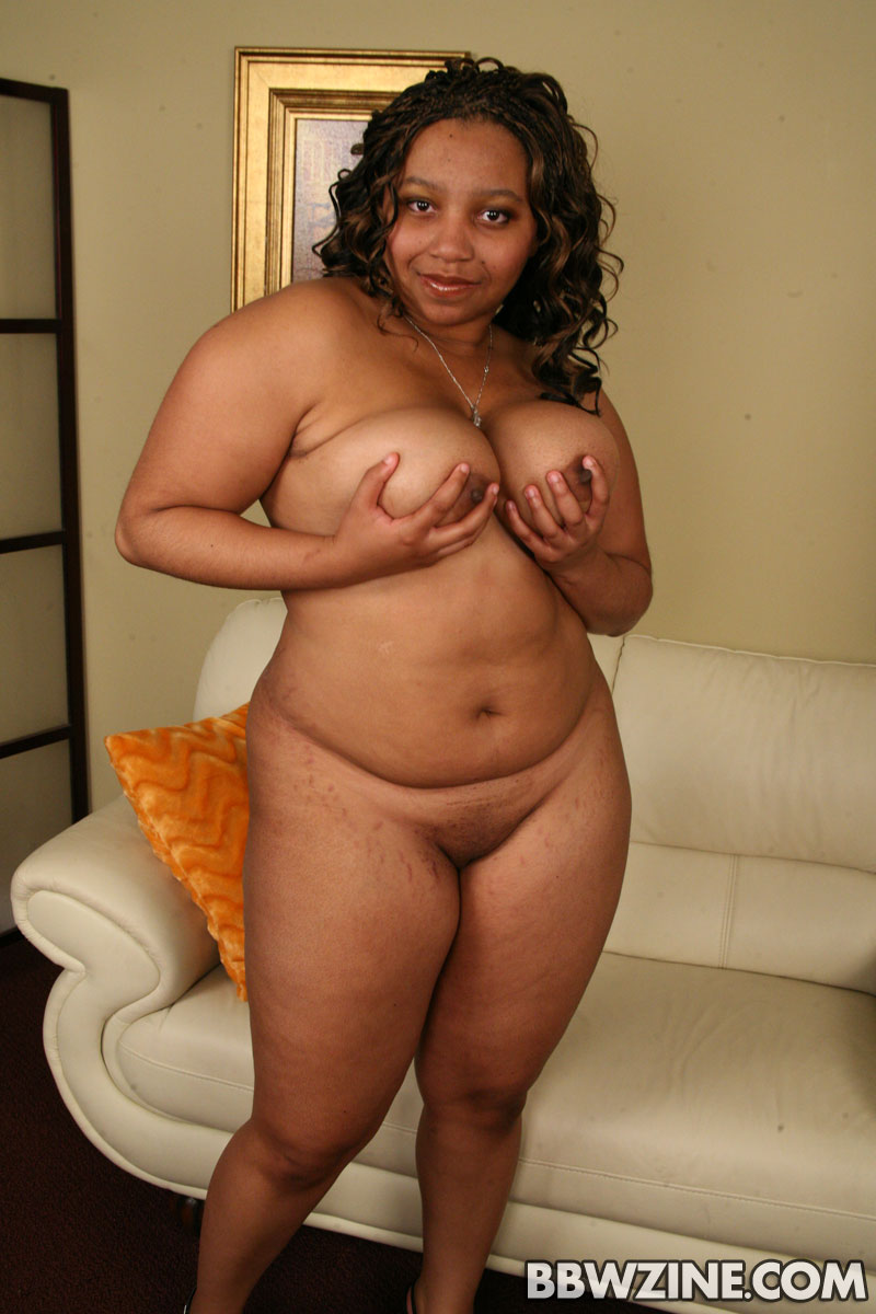 Amateur Bbw Ebony Threesome