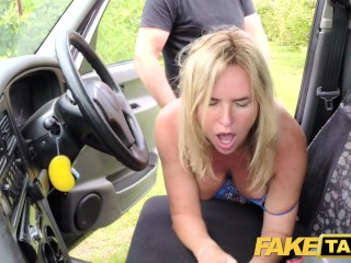 fake taxi mum with big natural tits gets big british cock 2