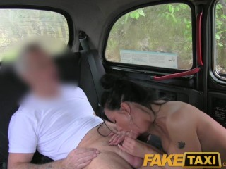 faketaxi moody dark haired british girl fucked in the cab 1