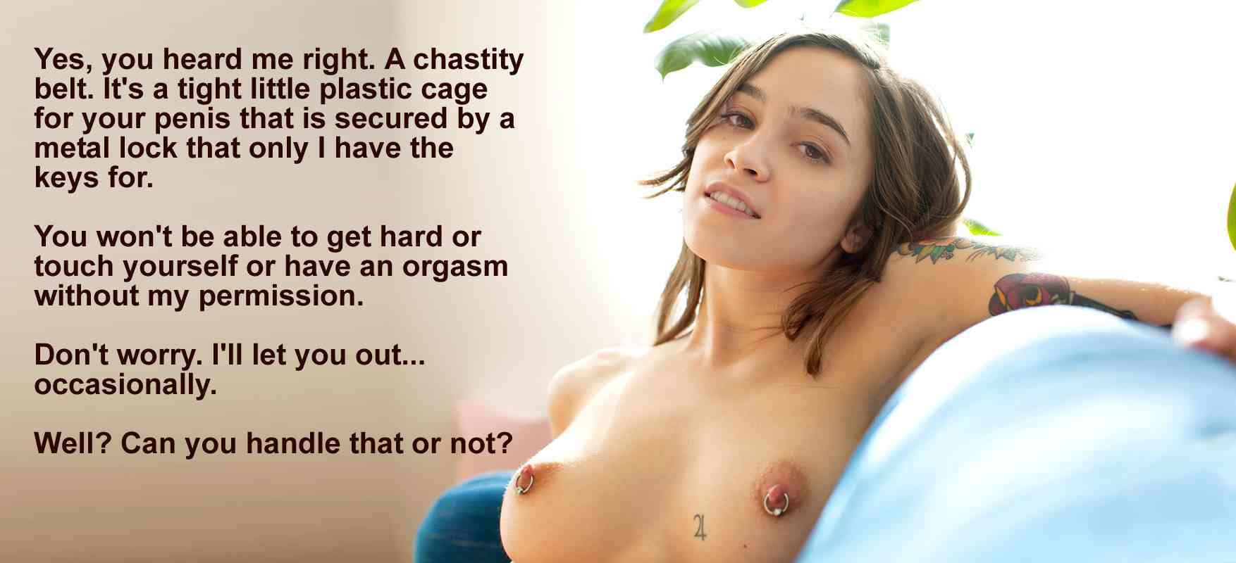 female chastity captions sexpics download erotic and porn images