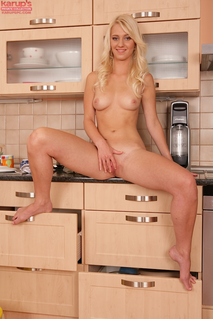 Real Amateur Sex The Kitchen