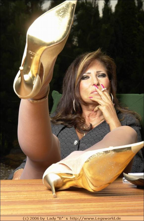Remarkable, this pantyhose lady barbara agree