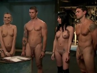 foursome couples swap in jail 1