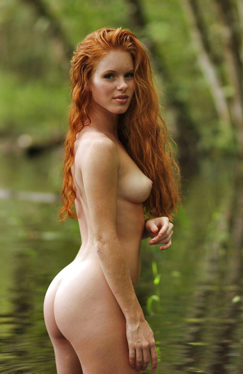 Sorry, that Natural red hair nude