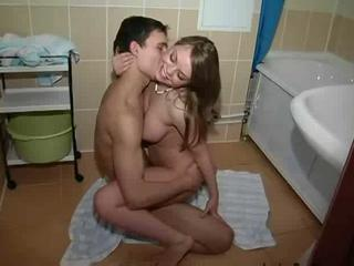 Porn Video In Bathroom