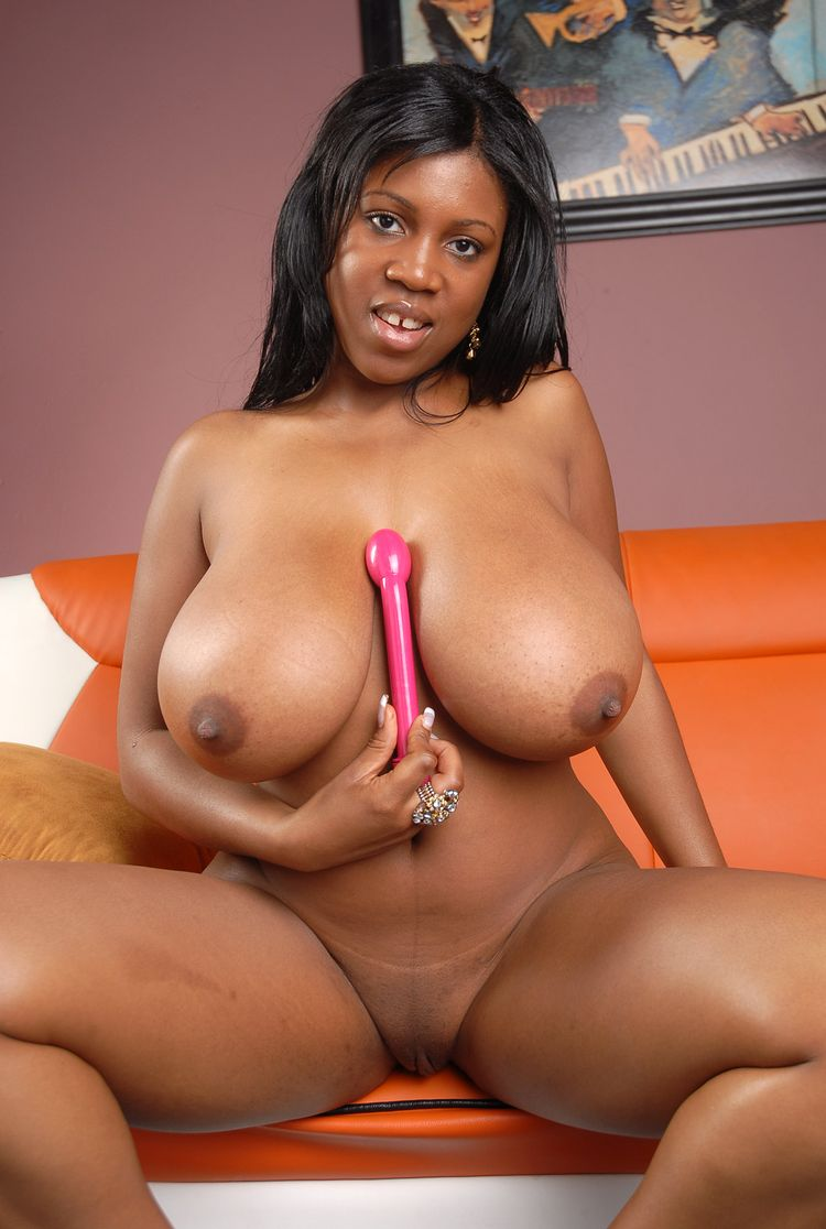 Blacked big tits girl