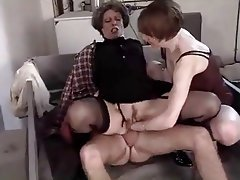 White milf and their black lovers