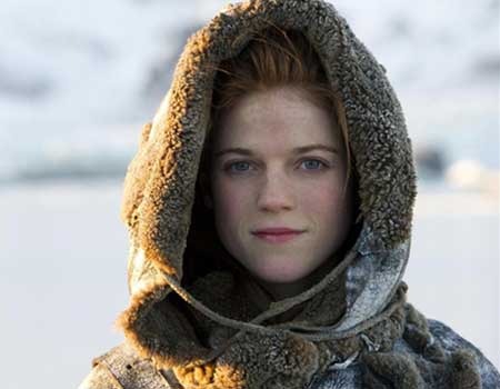 game of thrones ygritte rose leslie