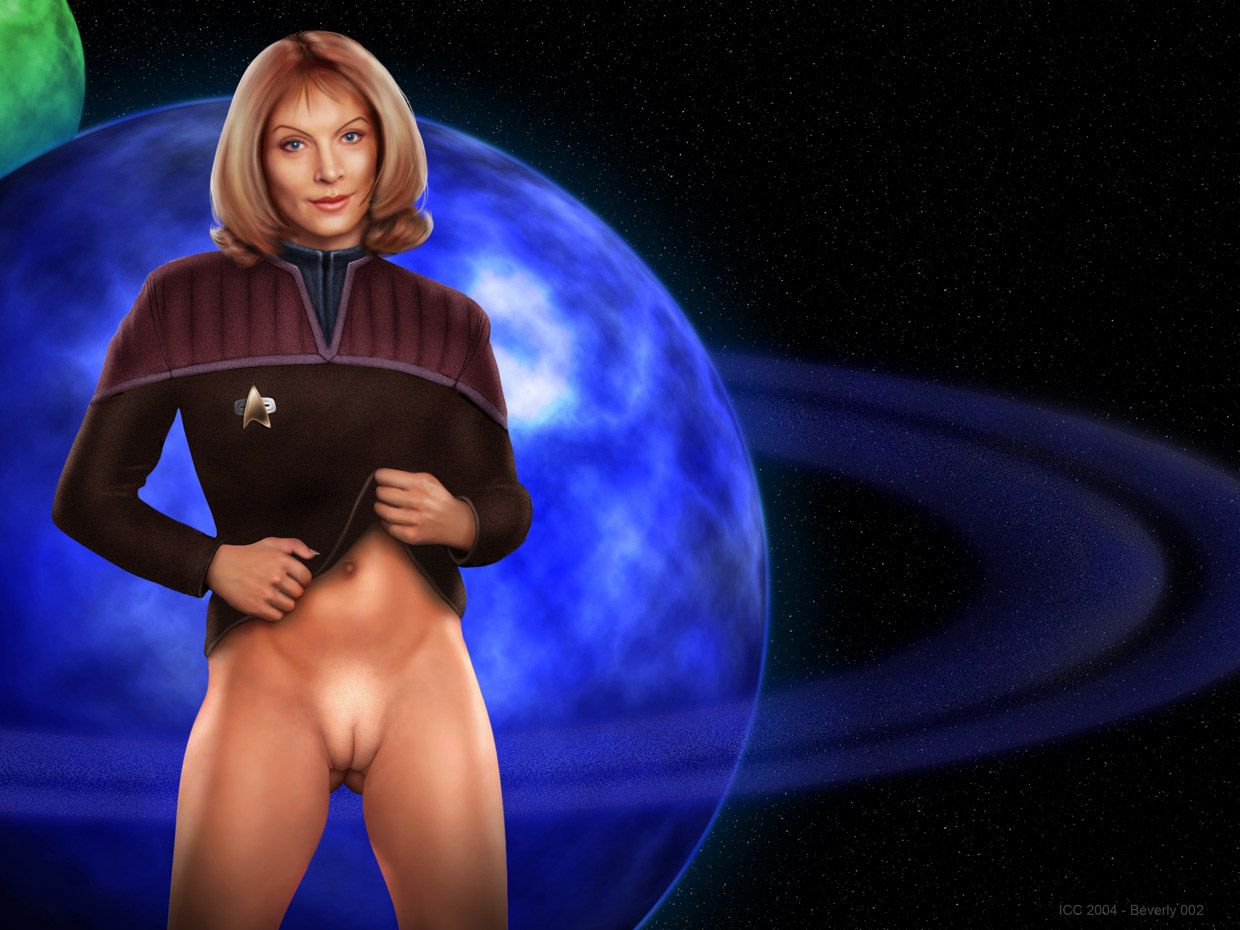 All girls on star trek nude apologise