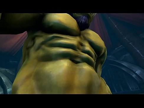 orc porn World of gay warcraft