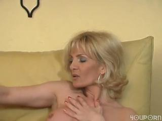 German blonde and milf amateurs