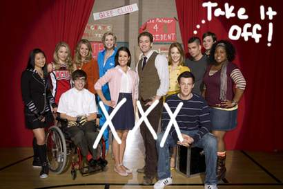 glee gets the treatment