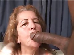 Granny interracial porn videos