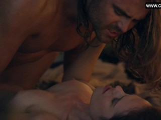 gwendoline taylor explicit sex scenes perfect boobs spartacus 4
