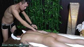 hd asian male nude massage