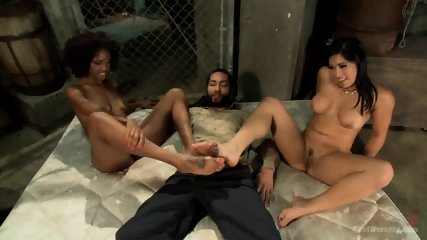 hd footjob threesome porn videos eporner 3