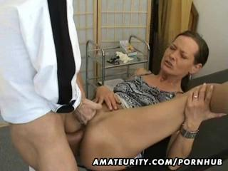 homemade mature wife porn obscene mature amateur wife homemade anal fuck with creampie cumshot