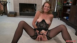 horny cowgirl milf jade allan on allover
