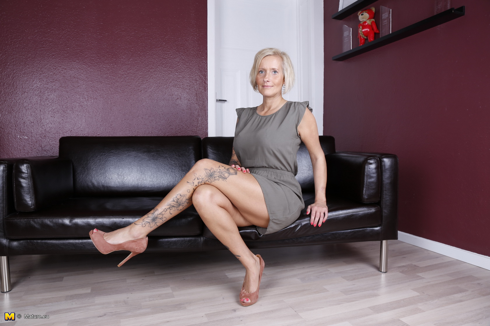 Horny german housewives complete film porn
