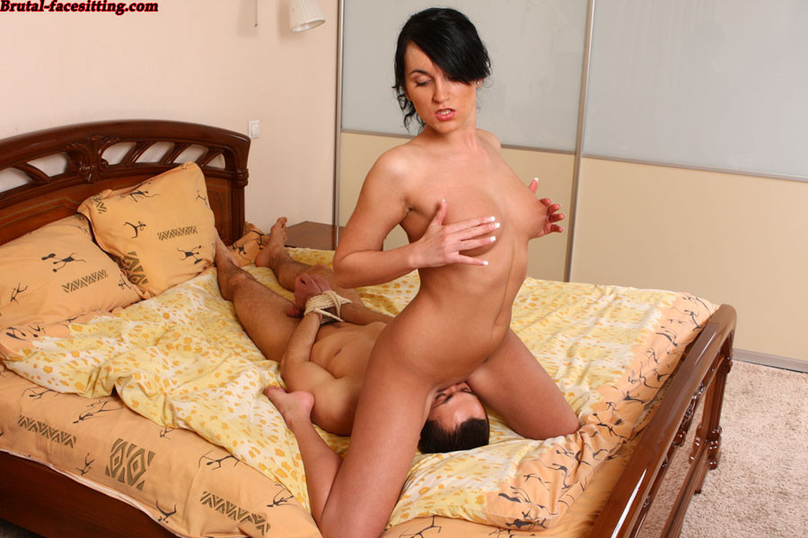 Asian women nude in operation room