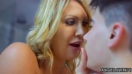 horny mom bathes and fucks step son watch full