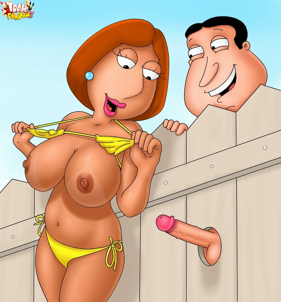 guy porn griffin tram lois Family