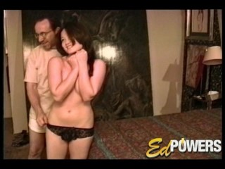 hot asian brook lee in doggie style fucking ed powers