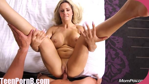 blonde porn Hot pov