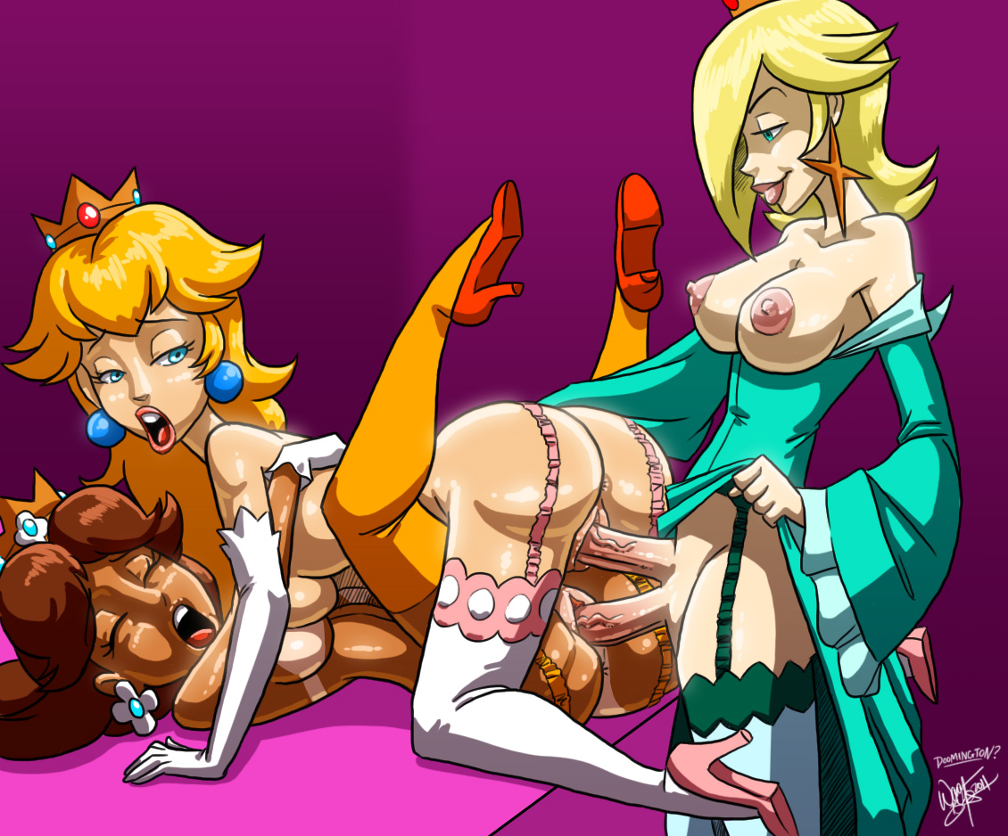 hot princess on princess action donovan hentai foundry