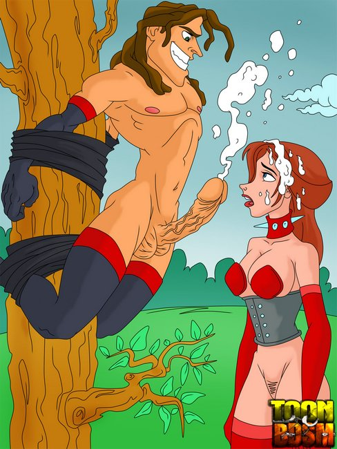 Images About Cartoon Sex On Pinterest Tarzan
