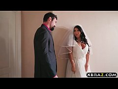 huge tits bride cheats on her wedding day with the best man 1