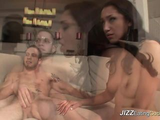 Wife forces husband fuck remarkable