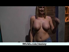 Mature in open hose squirts