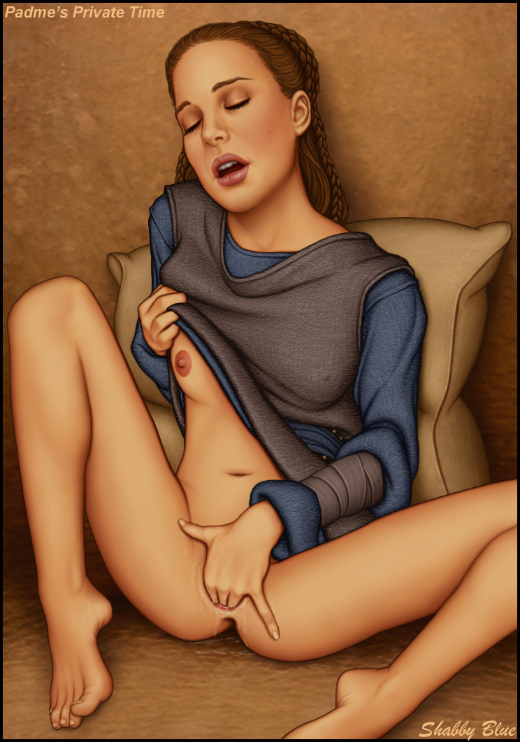 Star wars padme naked