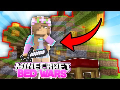 invisible diamond armour challenge minecraft little kelly bedwars