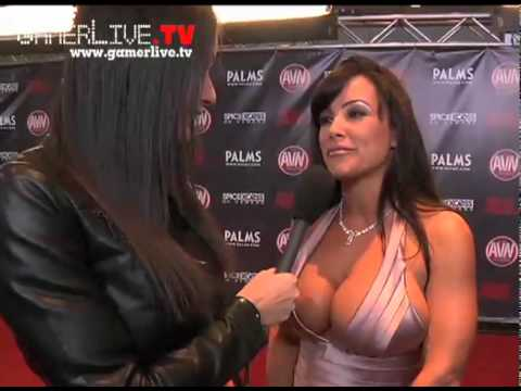 is that sarah palin at the avn porn show youtube