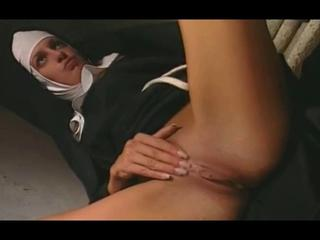Italian nun porn video