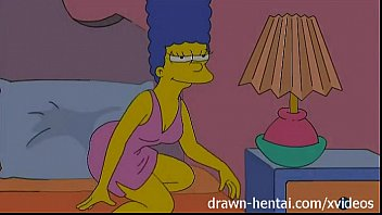 Lesbian Hentai Lois Griffin And Marge Simpson 18