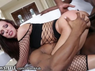 lex steele jada stevens with his huge cock friend