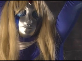 masked heroine electric shock