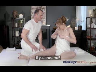 massage rooms beautiful pale skinned mom squirts for the very first time 3