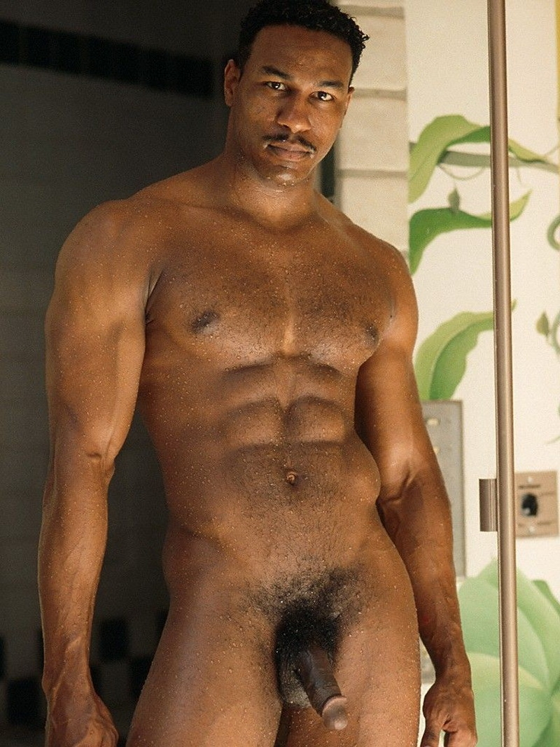 Mature naked muscle men