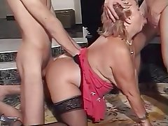 mature wife hairy pussy fucking amateur group sex hairy mature 2