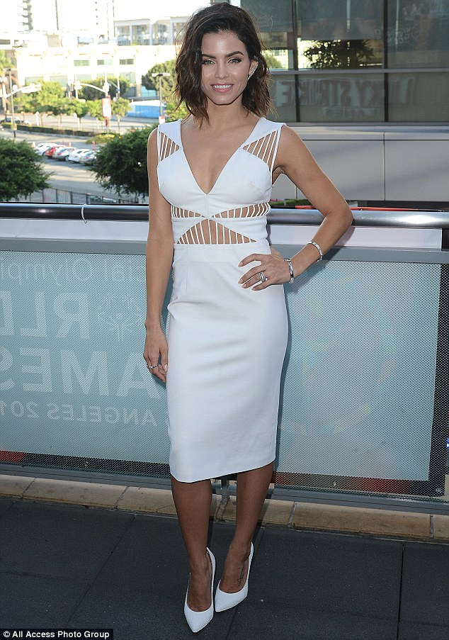 meet lucy lane jenna dewan tatum pictured at an event in los angeles